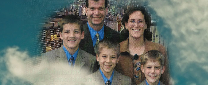 Johnson Family Brazil